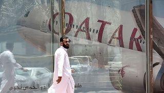 """互相伤害?卡塔尔航空""""无国界""""广告暗讽邻国"""