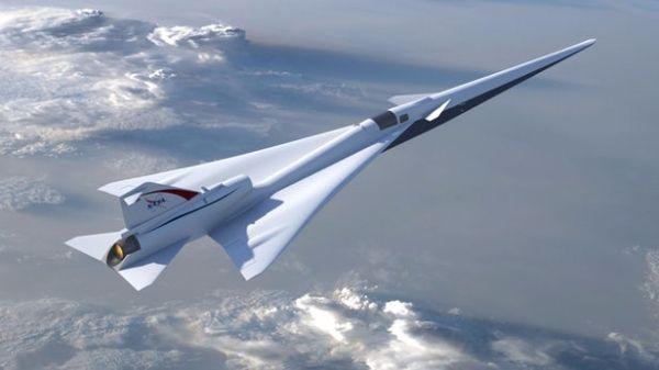 新一代超音速客机获进展 NASA即将测试原型机