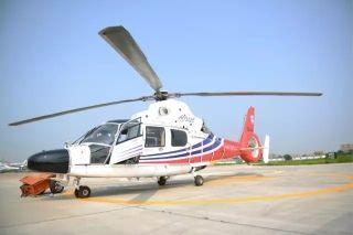 AC312E直升机开始B分部适航验证试飞