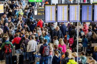 这个机场好贴心!轻装旅行者可获快速安检服务