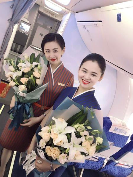 新制服新航线 奥凯航空给您全新体验