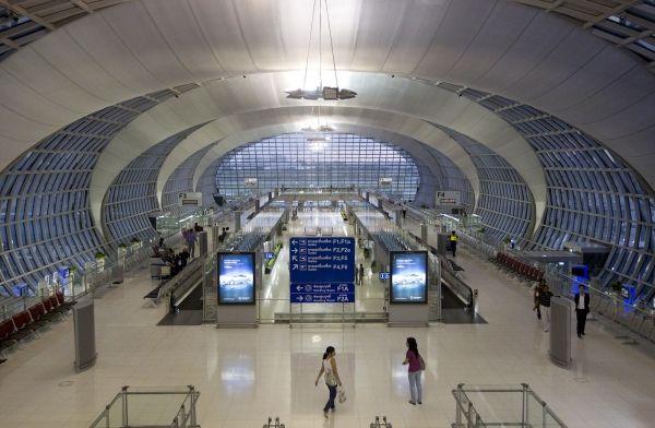 旅游业繁荣 泰国将投60亿美元巨资升级机场