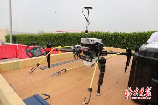 北理工学生研发新型无人机国际大赛夺冠
