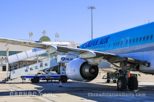 牡丹江机场改革开放40年:小机场迎来大发展