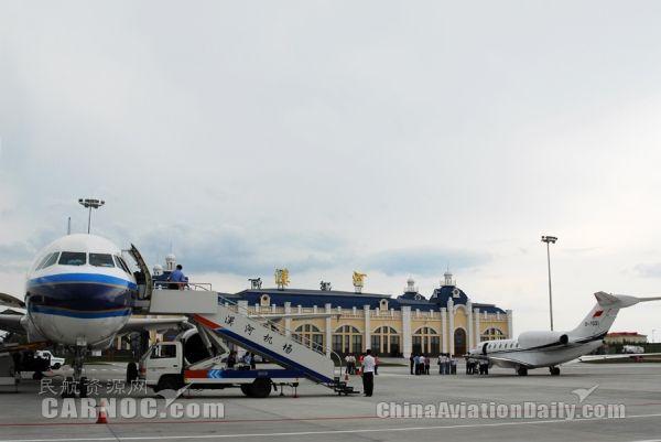 总旅客吞吐量年均增7.5% 我国中小机场达184个