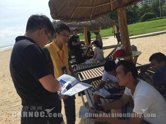 三亚机场开展无人机管理专项宣传活动