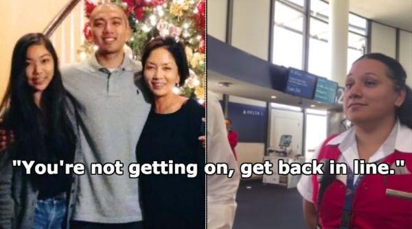 亚裔旅客再遭歧视 这次不是美联航而是达美航