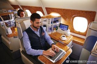 阿联酋航空飞往美国航班电子产品解禁