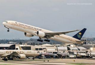 民航早报:沙特航空预计电子设备禁令即将解除
