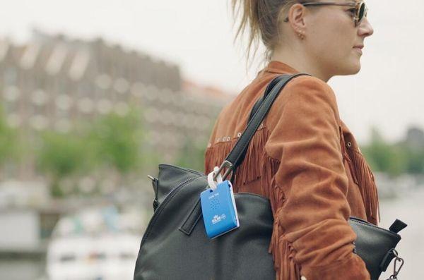 行李牌会说话?荷航语音行李牌助游阿姆斯特丹