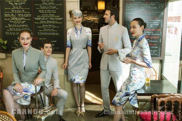 跨界时尚圈 海航新制服匠心独运传递东方之美