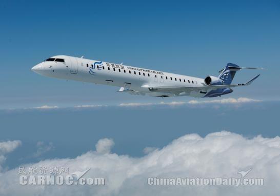 华夏航空将开通包头=兰州=贵阳=北海航线