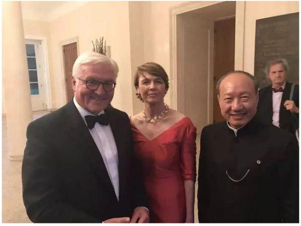 海航在德国做了啥 让陈峰成为G20国宴座上宾?