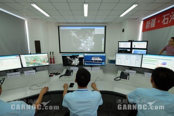 中电科联手石河子飞行服务站完成系统功能演示