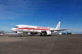 互联飞机飞抵中国 70亿美元市场需求待启航