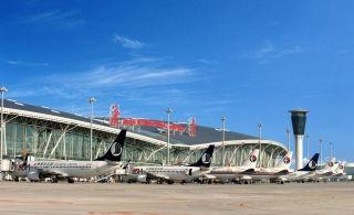 济南国际机场上半年旅客吞吐量同比增长21.8%
