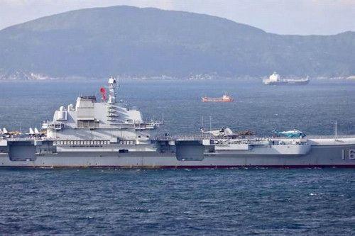 港媒:辽宁舰编队抵港 香港7日起设临时禁飞区