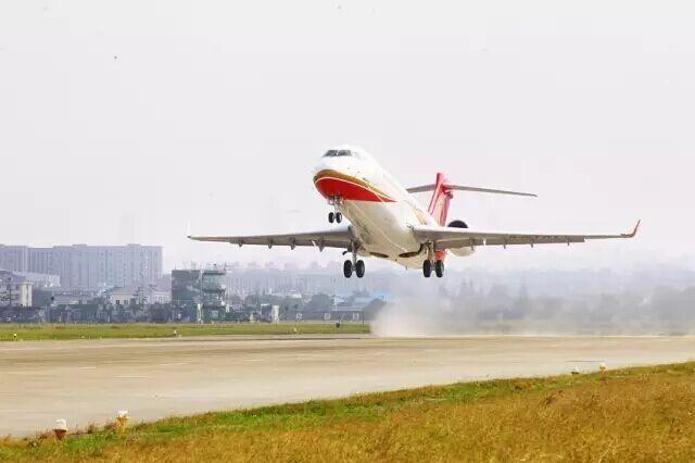 老鹰漫谈 ARJ21-700飞机获得生产许可证有感