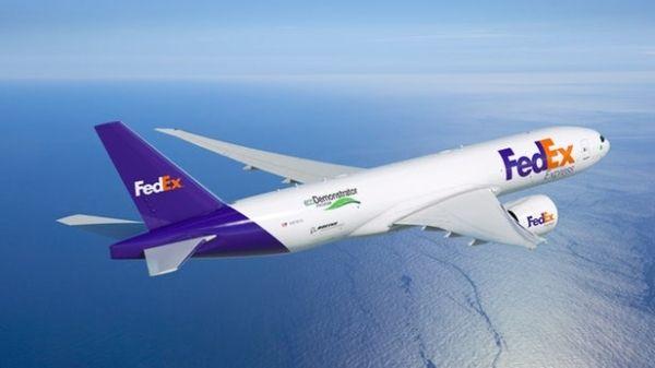 波音携联邦快递测试新型ecoDemonstrator飞机