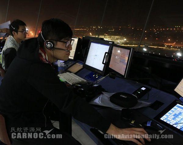 天津空管分局安全保障22个航班备降