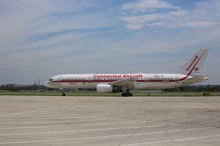 图集:霍尼韦尔互联飞机全球巡展中国行