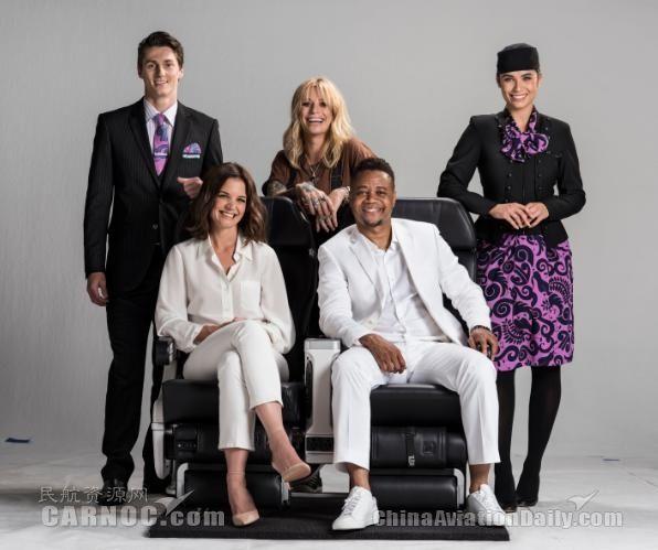 新西兰航空携好莱坞明星开启《奇妙旅程》
