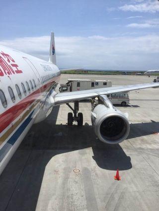 东航冲绳营业部保障担架旅客服务纪实