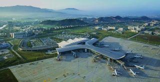 揭阳潮汕机场上半年旅客吞吐量创最高增幅