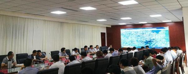 莒南县通用机场项目选址等前期工作全面启动