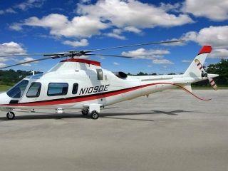 为什么有的直升机尾巴上没有风扇?