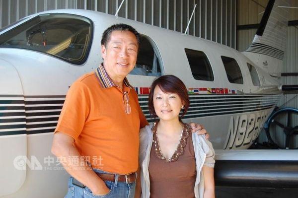 台湾飞行家应天华在美国坠机身亡。