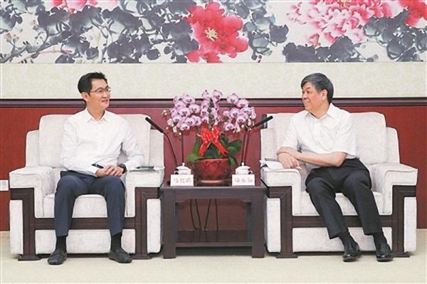 中铁总:欢迎腾讯参与铁路企业混改