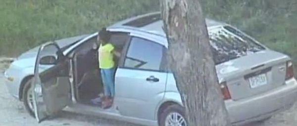 载熟睡女童轿车被偷 美新闻机构直升机帮助找到
