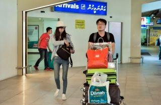 """马尔代夫居中国""""最青睐国际旅游目的地""""首位"""