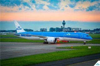 荷航全新波音787-9梦想飞机将执飞北京航线