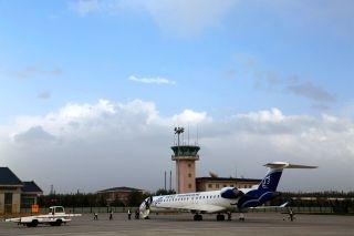 暑期固原机场旅客吞吐量再创新高