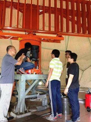 深圳空管与三亚空管交流雷达业务