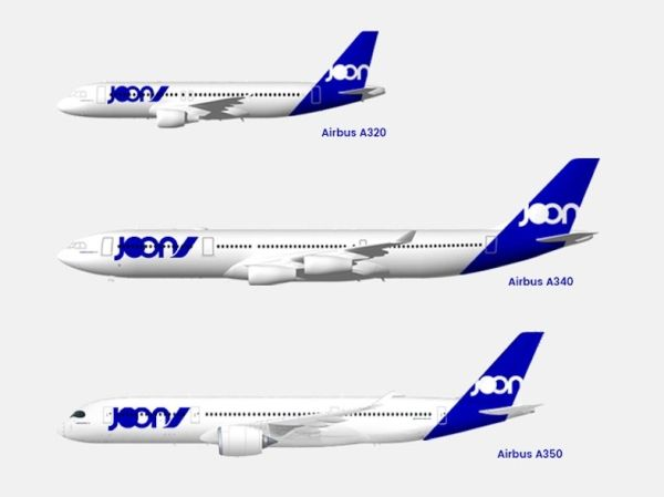民航早报:法国航空新子公司Joon亮相