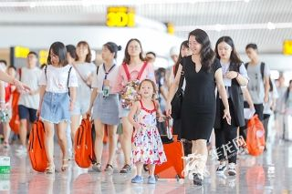 """3700名市民给重庆机场新航站楼挑""""毛病"""""""