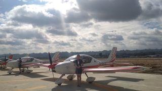 第六届AOPA国际飞行大会暨第二届贵州黄平飞来者大会参展飞机
