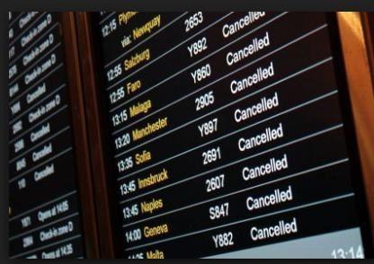 为什么中国的航班准点率这么低?