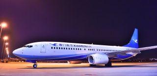 厦航机队规模增至174架