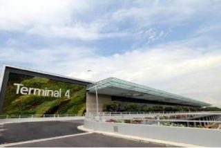 新加坡樟宜机场T4航站楼启用在即 亮点多