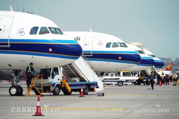 南航大连出港航班准点率接近80%