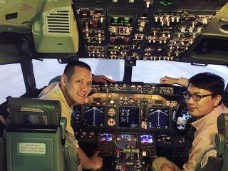 中国民航试飞团队赴美对737-8进行审定试飞