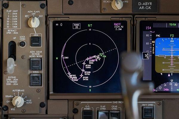 德机场运用RNP出港程序 提高导航精度并降噪