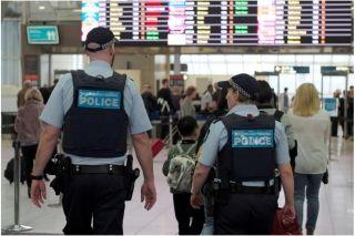 挫败炸毁飞机阴谋之后 澳大利亚加强机场安检