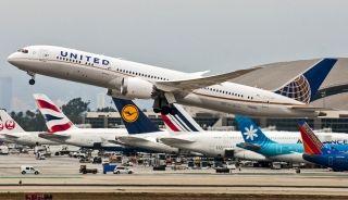 美联航将于今年10月停飞旧金山-杭州航线