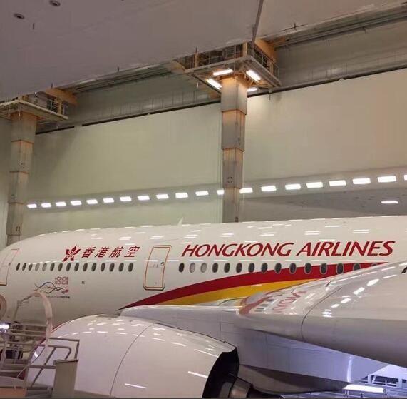 香港航空即将接收首架A350 执飞洛杉矶航线