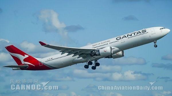 市场周报:澳航与美航欲再次申请反垄断豁免